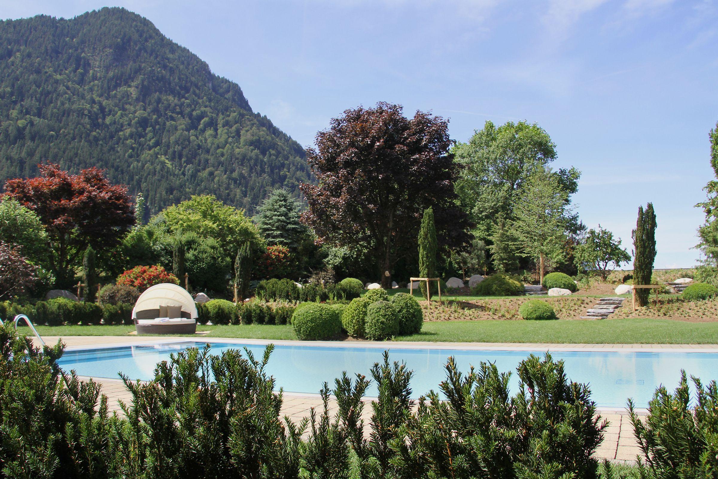 Garten, Pools & Wellness