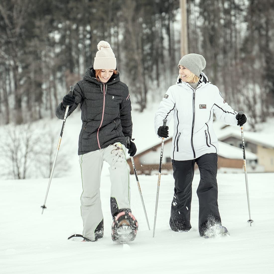 Schneeschuh & Winterwandern
